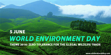 World Environment Day Theme and Slogan