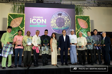 Hyundai PH recognizes ASEAN's biodiversity heroes - Preserving the earth's biodiversity