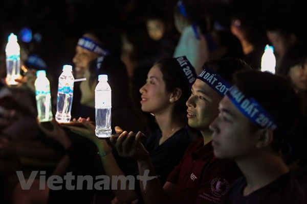 Hanoi to respond to 2019 Earth Hour