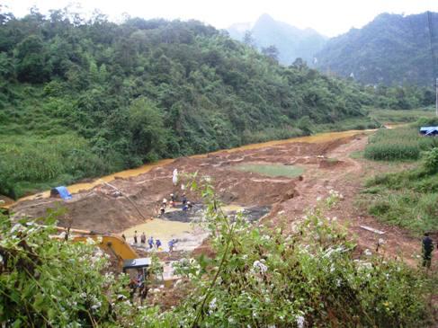ABB thắng hợp đồng cung cấp thiết bị điện cho dự án  khoáng sản Núi Pháo của công ty Masan Resources tại Việt Nam